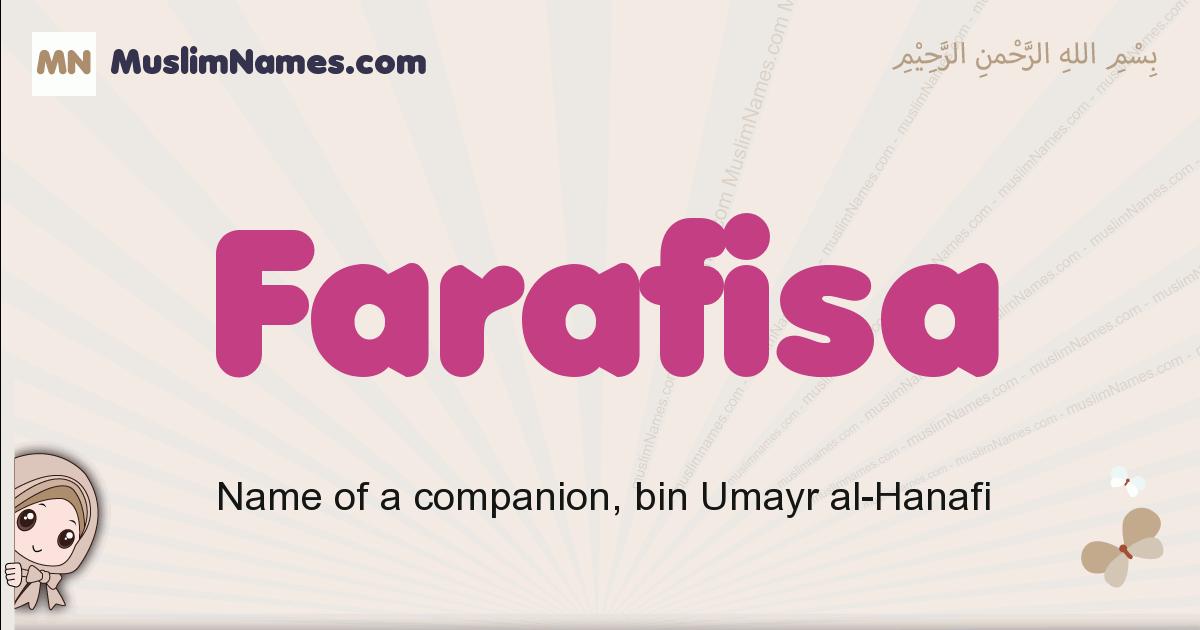 Farafisa muslim boys name and meaning, islamic boys name Farafisa