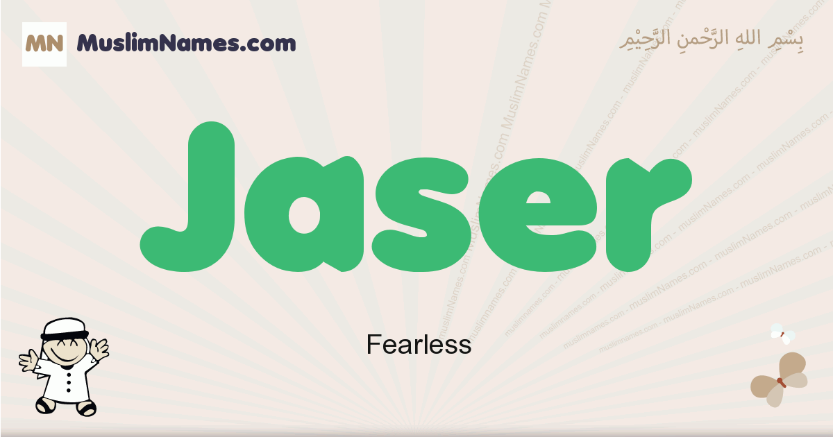 jaser muslim boys name and meaning, islamic boys name jaser