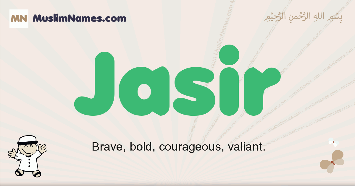 jasir muslim boys name and meaning, islamic boys name jasir