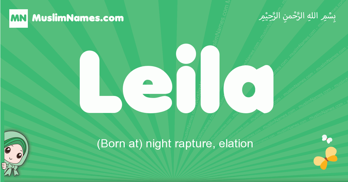 44+ Leila name meaning arabic information