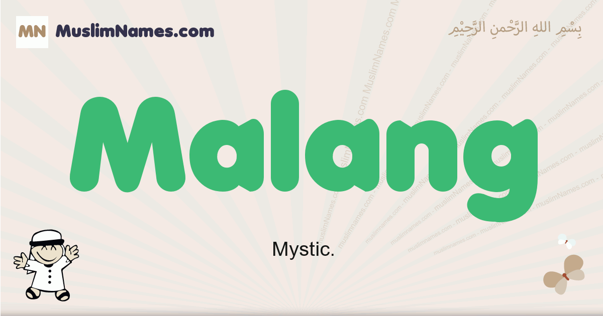 Malang Meaning Of The Muslim Baby Name Malang