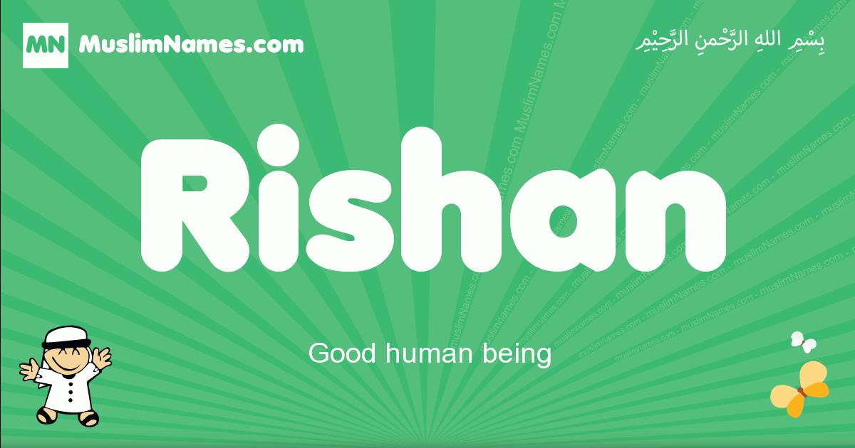 47++ Muslim baby name rishan meaning information