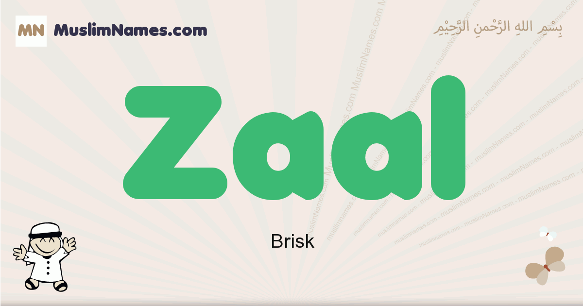 Zaal muslim boys name and meaning, islamic boys name Zaal